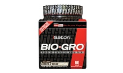 iSatori 60 Servings Bio Gro Cookies N' Cream Protein - 4.3 oz
