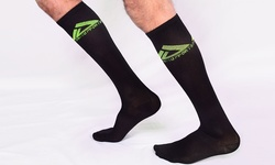 MyProSupports Pack of 2 Compression Socks pairs for Pain relief: Size S/M