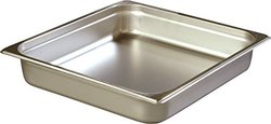 Carlisle Stainless Steel 18-8 DuraPan Light Gauge Food Pan - Case of 6