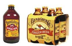 Bundaberg 4-pk Ginger Beer Non-Alcoholic Beverage (Australia) - 375ml