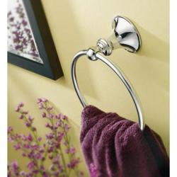 Moen Glenshire Towel Ring - Chrome (DN2686CH)