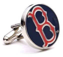 MLB Boston Red Sox Classic Cufflinks