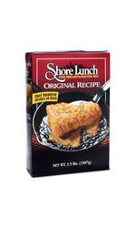 Shore Lunch Fish Breading/Batter Mix 56Oz 6PK- Original Recipe