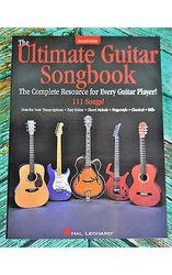 Hal Leonard Ultimate Guitar - Guitar Chord Songbook