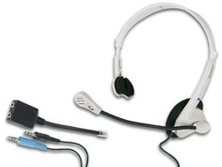 Velleman Telephone & Multimedia Headset with Mic