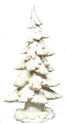 Fantastic Craft Snow Tree, 8.25 by 14.5-Inch