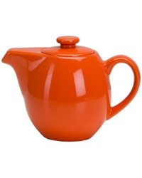 OmniWare 24-oz. Teapot With Lid Orange