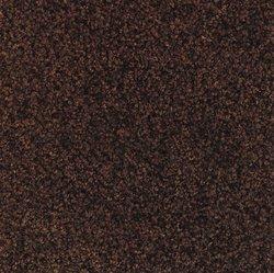 Andersen 100 TriGrip Nylon Fiber Interior Floor Mat, Non-Woven Polyester and SBR Rubber Backing, 10' Length x 4' Width, Chocolate