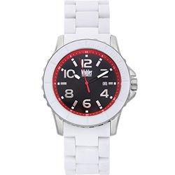Wohler Wolfgang Men's Watch: 15024 - 62626951 White-red Dial