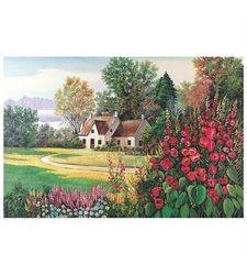 Tomax Floral Paradise 1000 Piece Jigsaw Puzzle