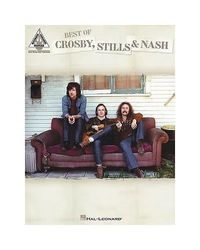 'Best of Crosby, Stills and Nash' (Notes and Tablature)