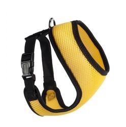 DogLine Mesh Harness - Yellow - Size: XL (M8204-8)