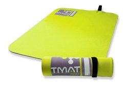 T Mat Pro Transition Mat Yellow