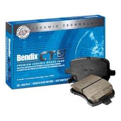 Bendix CT-3 Ceramic Brake Pads (D299CT)