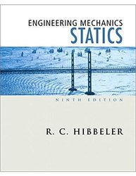 Engineering Mechanics - Statics 9th Edition Paperbook 640 Pages