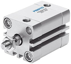 Festo 536272 Compact Double Acting Cylinder, ADN-32-25-A-P-A