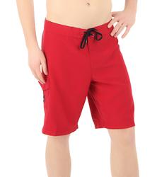 Billabong Men's Rum Point Boardshort - Flame Red - Size: 31