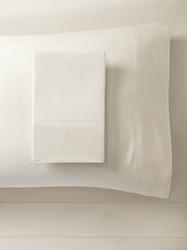 Home Source Bamboo Solid Deep Pocket Sheet Set - Beige - Size: King