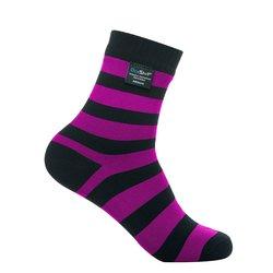 Dexshell Women's Bamboo Socks - Purple/Black - Size: Small