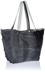 Little Earth MLB Houston Astros Vintage Tote Bag - Black - Size: One Size