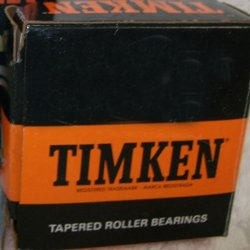 Timken 776 Tapered Roller Bearing Single Cone Standard Tolerance