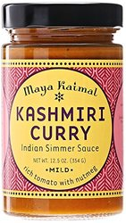 Maya Kaimal Kashmiri Curry Simmer Sauce - Mild - 12.5 oz