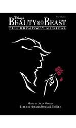 Disney's Beauty and the Beast The Broadway Musical Sheet Music Hal Leonard
