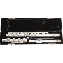 Gemeinhardt 3OB Open Hole Offset G B-Foot Flute - Silver Plated
