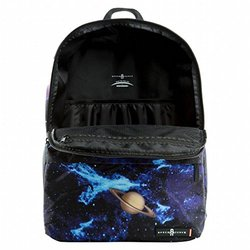Space Junk Astronaut Hands Backpack - Multi - Size: 18.5""