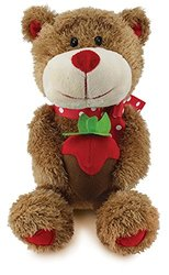 8 Inch Get It Gary Musical Bear Plush