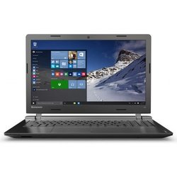 "Lenovo IdeaPad 15.6"" Laptop i3 2GHz 4GB 1TB Win10 HDD - Black (80QQ00L3US)"