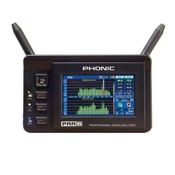 Phonic Dual Channel Digital Audio Analyzer (PAA6)