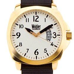 Wohler Ajax Men's Strap Sport Watch - Black Band