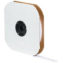 """Tape Logic  3/4"""" x 75' White Loop Individual Tape Strips"""