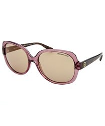Michael Kors Sunglasses: Mk6017-cl-3053r1/purple-brown Lens