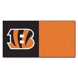 Nfl Carpet Tile: Cincinnati Bengals