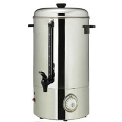 Magic Mill Urn / Water Boiler, Stainless, 50 Cup