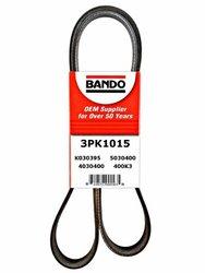 Bando 3PK1015 OEM Quality Serpentine Belt