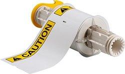 Brady 130749 BBP85 ANSI Caution Labels (95 Labels per Roll)