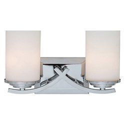 Yosemite Home Decor 4090-2V Vanity Light