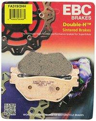 EBC Brakes Sintered Copper Alloy Disc Brake Pad (FA319/2HH)