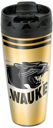 NCAA Wisconsin Milwaukee Panthers 16 Ounce Travel Mug