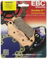 EBC Brakes FA181HH Disc Brake Pad Set