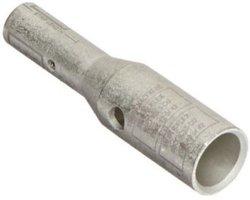 """Burndy YSR34FX31LTCKITC Hysplice In-line Reducer Splice Kit, 3.63"""" Length, Blue/Red Barrel Color (Pack of 2)"""