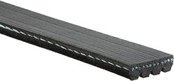 ACDelco 4K385 Professional V-Ribbed Serpentine Belt