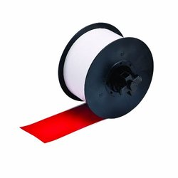 "Brady 120856  Vinyl Film 2.250"" x 110' MiniMark Industrial Printer General Purpose Vinyl Tape (1 per Order)"