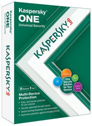 Kaspersky One Universal Security 5 Device - 2013