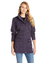 Mountain Khakis Women's Old Faithful Coat - Eggplant - Size: X-Small