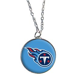 Siskiyou NFL Tennessee Titans Charm Necklace