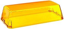 Optilux H74999041 Amber Lens for Mini Halogen/Strobe Light Bar